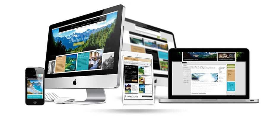 با طراحی وب سایت اصولی، مسیر موفقیت را میانبر بزنید