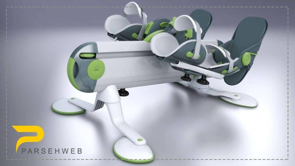 طراحی سایت تجهیزات پزشکی در رشت 1